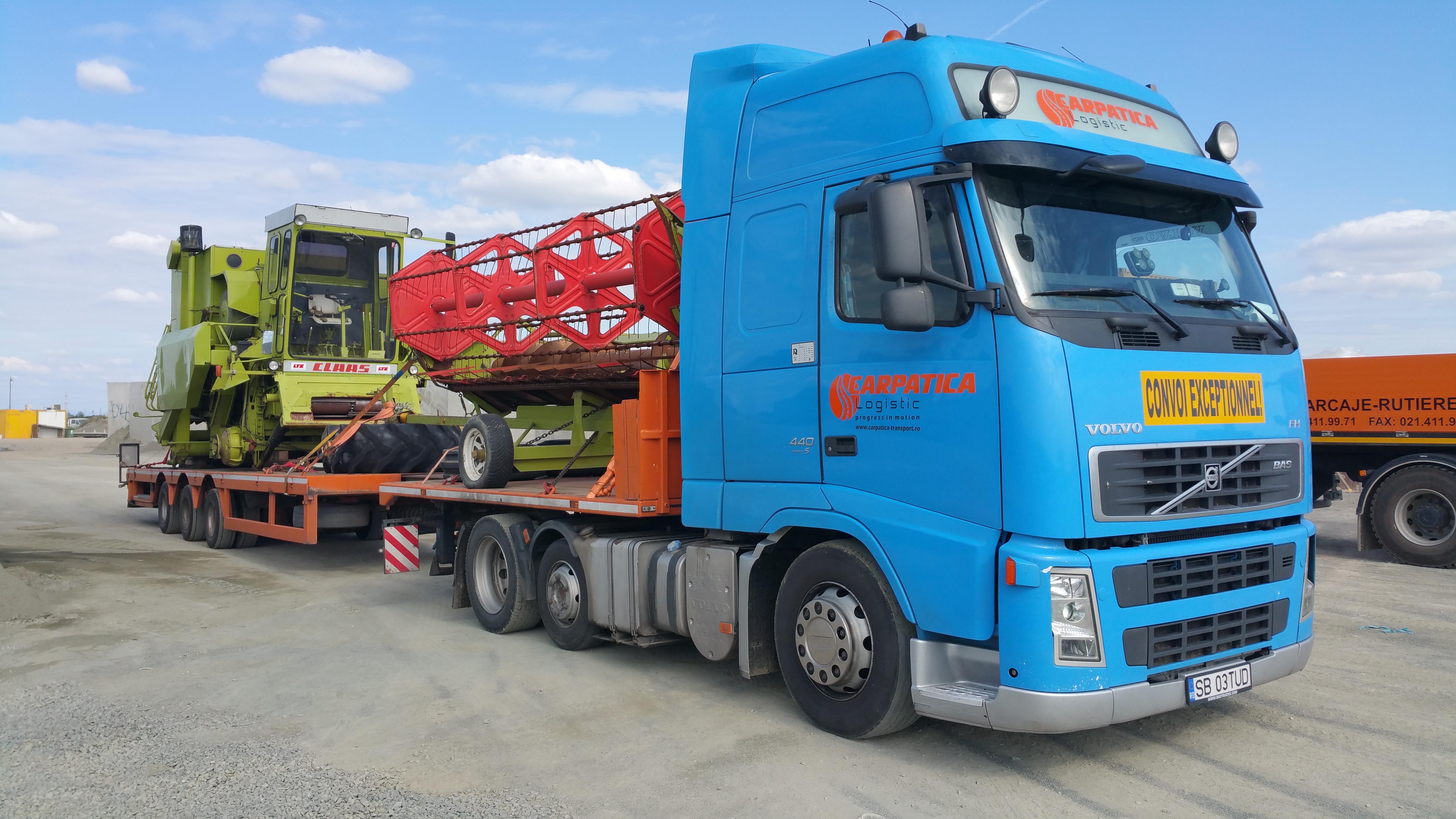 Oversized transports 2